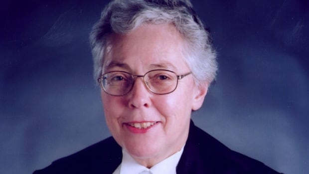 Retired Chief Justice Constance Glube died Monday at the age of 84.
