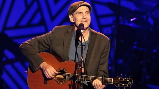 Singer-songwriter James Taylor will play four shows in Atlantic Canada this spring.