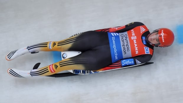 Germany's Natalie Geisenberger has wrapped up the overall World Cup women's title, but will look to add another gold medal in Winterberg, Germany, this weekend.