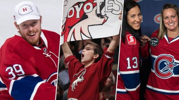 Mike Condon's in net, Coyotes seek new fans and Les Canadiennes are the bright stars of this hockey season.