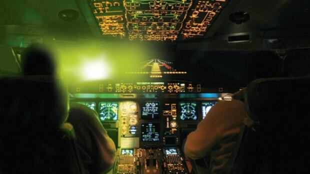 The head of the Air Canada Pilots Association is calling on Ottawa to put sophisticated laser pointers on the list of prohibited weapons. The number of laser attacks on Canadian aircraft is on the rise, federal data shows.