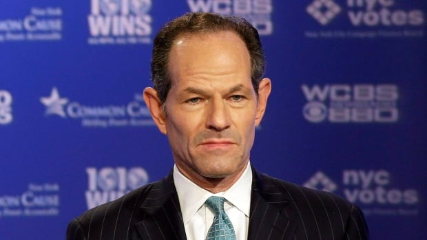 Eliot Spitzer, seen in 2013, when he unsuccessfully ran for New York City comptroller.