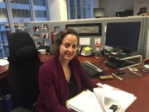 Aviva Basman-refugee lawyer