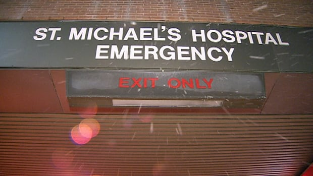 A burst pipe has forced St. Michael's hospital to close its emergency room until at least Wednesday morning while the damage is repaired.