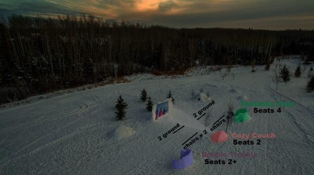 snow theatre