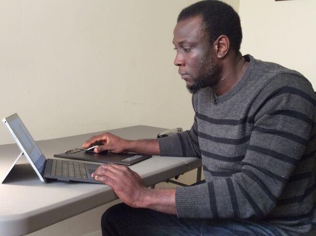 UPEI Nigerian student Caleb Ofoegbu