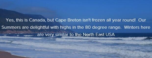 Cape Breton if Trump wins climate