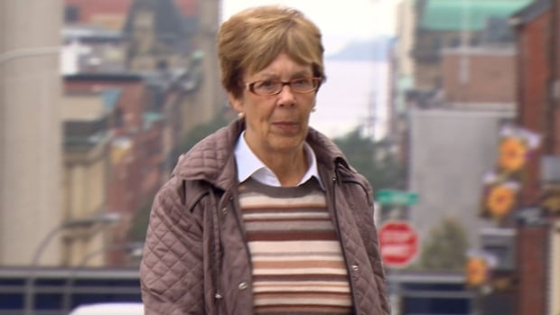 Constance (Connie) Oland maintains her son, Dennis Oland, did not murder her husband, Richard Oland.