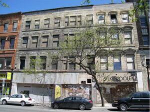 William Thomas building