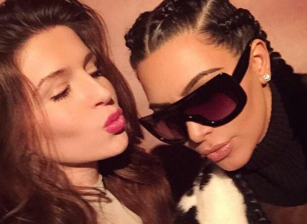 Hafiia Mira, Kim Kardashian West