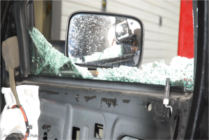 Bosma truck window