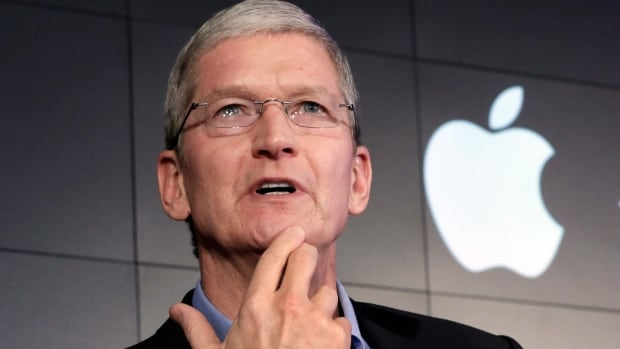 Apple chief executive Tim Cook says the company believes abiding by a judge's order to break its iPhone security protocols would be unlawful, an expansion of government powers, and would set a dangerous precedent.