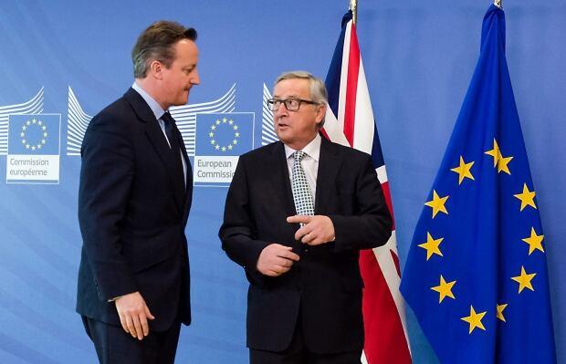 APTOPIX Belgium EU Britain