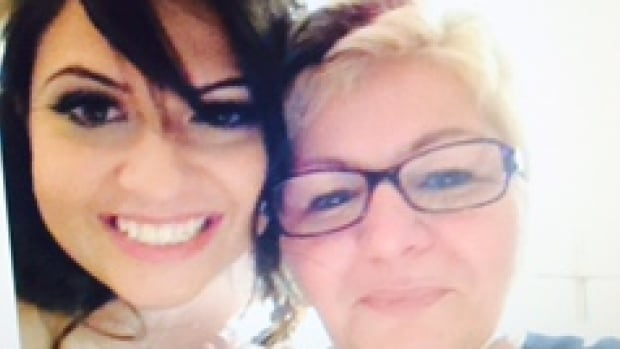 Connie Muscat, left, with Thelma Krull, who has been missing since July 11, 2015.