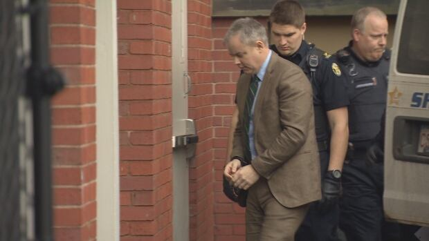 Dennis Oland is serving a life sentence with no chance of parole for 10 years for the second-degree murder of his father, New Brunswick multimillionaire Richard Oland.