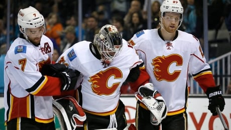 Karri Ramo, Flames' Goaltender, Out For Season