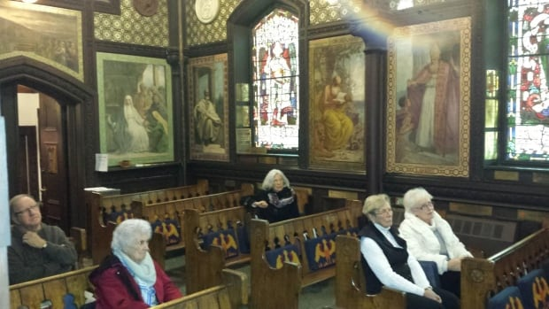 All Souls' Chapel Charlottetown P.E.I.