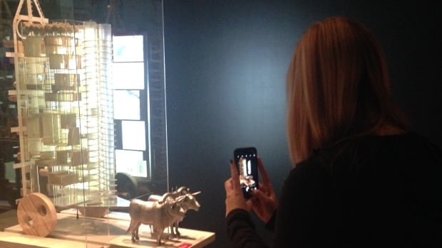 The Museum of Vancouver partnered with Instagram to to host#EmptyMuseumOfVan on Wednesday.