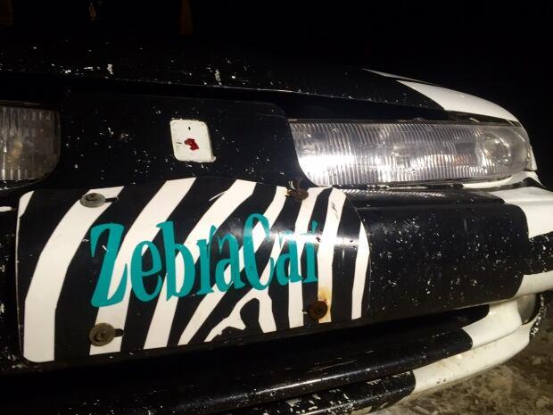 Zebra car 3
