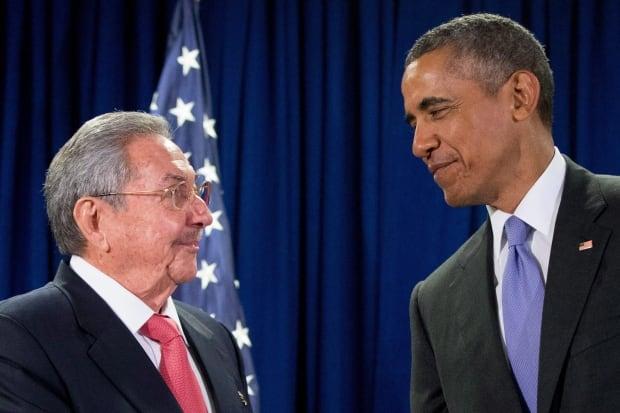 Obama-Castro