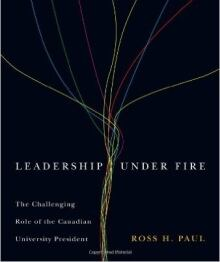 Ross Paul leadership under fire
