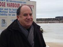 Steve Dimond, director Stanley Bridge Harbour Authority