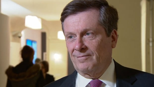 John Tory said he's hopeful the city can reach a deal with thousands of its employees today and one union leader said while these are difficult negotiations a deal could be within reach.