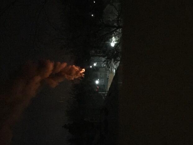 stibbard avenue fire