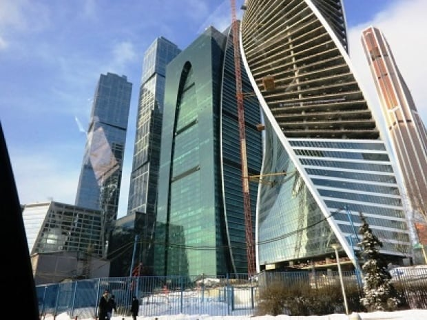 moscow financial centre