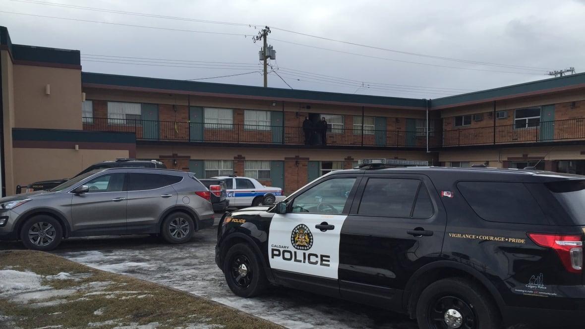 Calgary Police Investigate Suspicious Female Death At