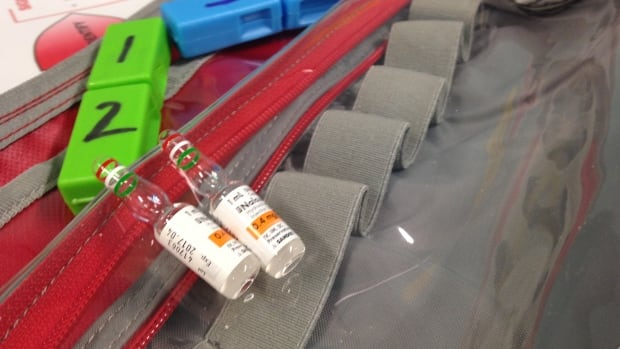 Naloxone kits are being made available between now and March 7 at Lookout Society's 25 facilities.