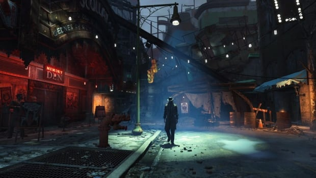 Fallout 4, a role-playing game set in a post-apocalyptic Boston, was the big winner at the D.I.C.E. Awards, taking game of the year, outstanding achievement in game direction and role-playing game of the year, while its spin-off app Fallout Shelter was selected as mobile game of the year.