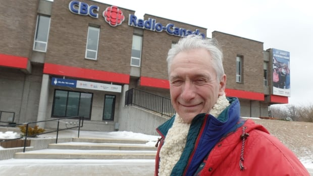 Azzo Rezori is retiring next week, after a 29-year career with CBC in St. John's.