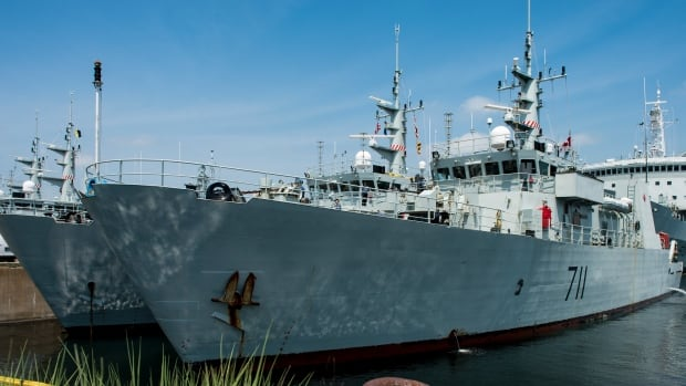 HMCS Summerside and her sister ship HMCS Moncton departed Halifax last month for the two month mission.