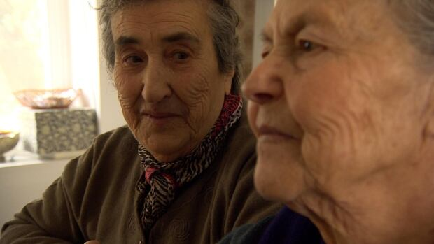 Greek grandmas