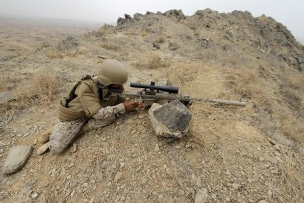 Saudi Sniper