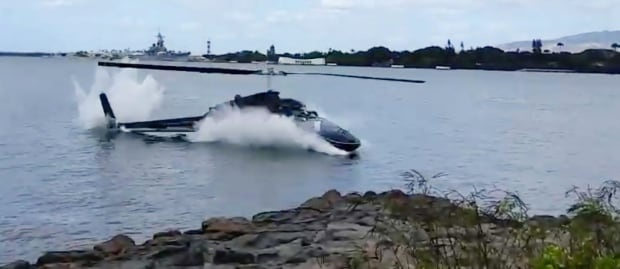 Hawaii Helicopter Crash