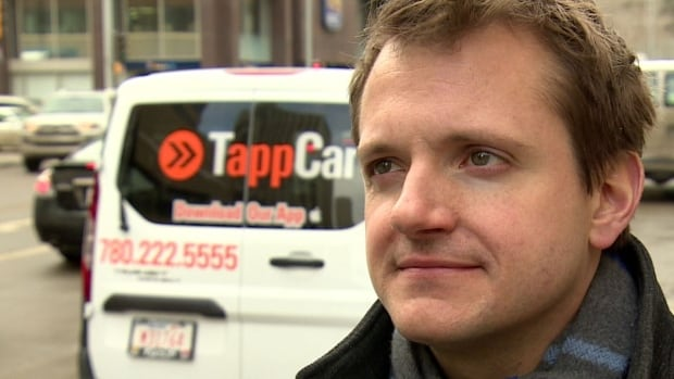 TappCar spokesperson Pascal Ryffel said the Edmonton startup is now officially available in Calgary.