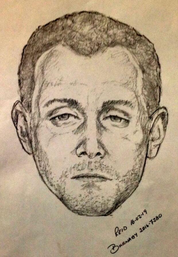Burnaby sex assault suspect