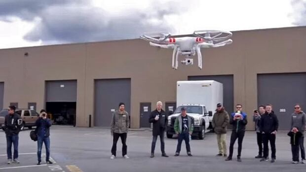 BCIT is expecting hundreds of people to attend its 2016 Drone Fair as the technology continues to skyrocket in popularity.