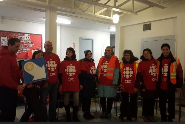 Halifax Information Morning's volunteer Do Crew