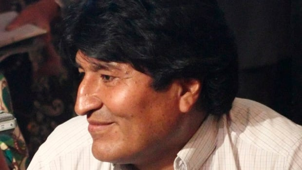Bolivian President Evo Morales, seen in a 2013 file photo, is unlikely to win the right to run for a fourth term.