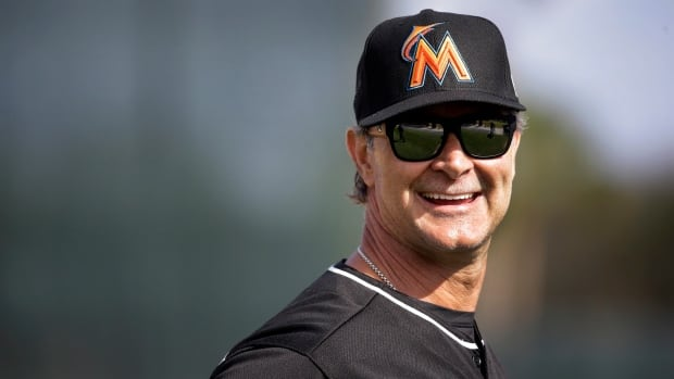Miami Marlins' manager Don Mattingly supports the club's new policy of no facial hair for players. Mattingly wore a mustache during his playing days with the New York Yankees and was once benched for refusing to cut his hair.