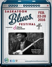 Saskatoon Blues Festival
