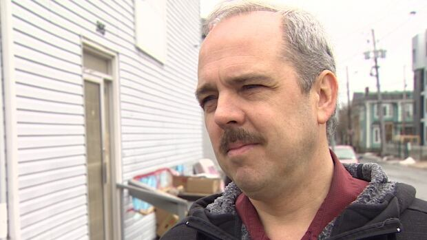 Kevin McKay, operations manager for Parker Street Food & Furniture Bank, says he needs volunteers who can speak Arabic.