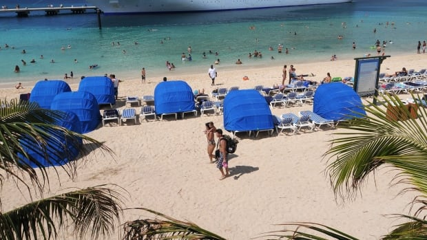 Much like P.E.I., tourism is one of the primary industries in the Turks and Caicos.