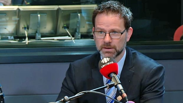 Local 79 president Tim Maguire spoke on Metro Morning about the work-to-rule campaign his members began on Monday. The city's inside workers will continue to perform their core duties but not those outside their job descriptions.