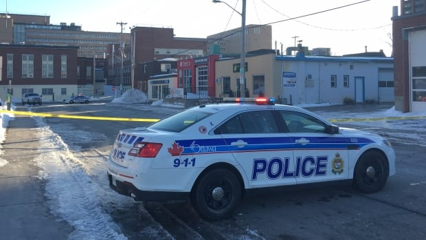 Ottawa police closed Beech Street between Rochester and Preston streets to allow officers to comb the scene.