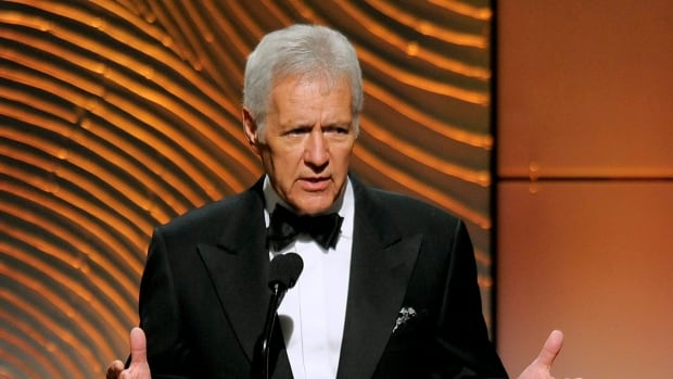 Host Alex Trebek, born in Sudbury, Ont., may be the last Canadian standing on Jeopardy!