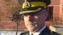 RCMP Inspector Ken Foster St. Albert detachment